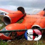 Ан-74 не смог взлететь из Сан-Томе